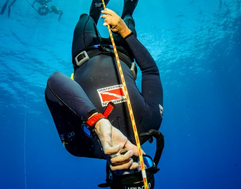 Past student Jose Vegas dives at Deja Blue and gives his review of Immersion