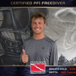 Read Conner's Impression of his course with Immersion Freediving