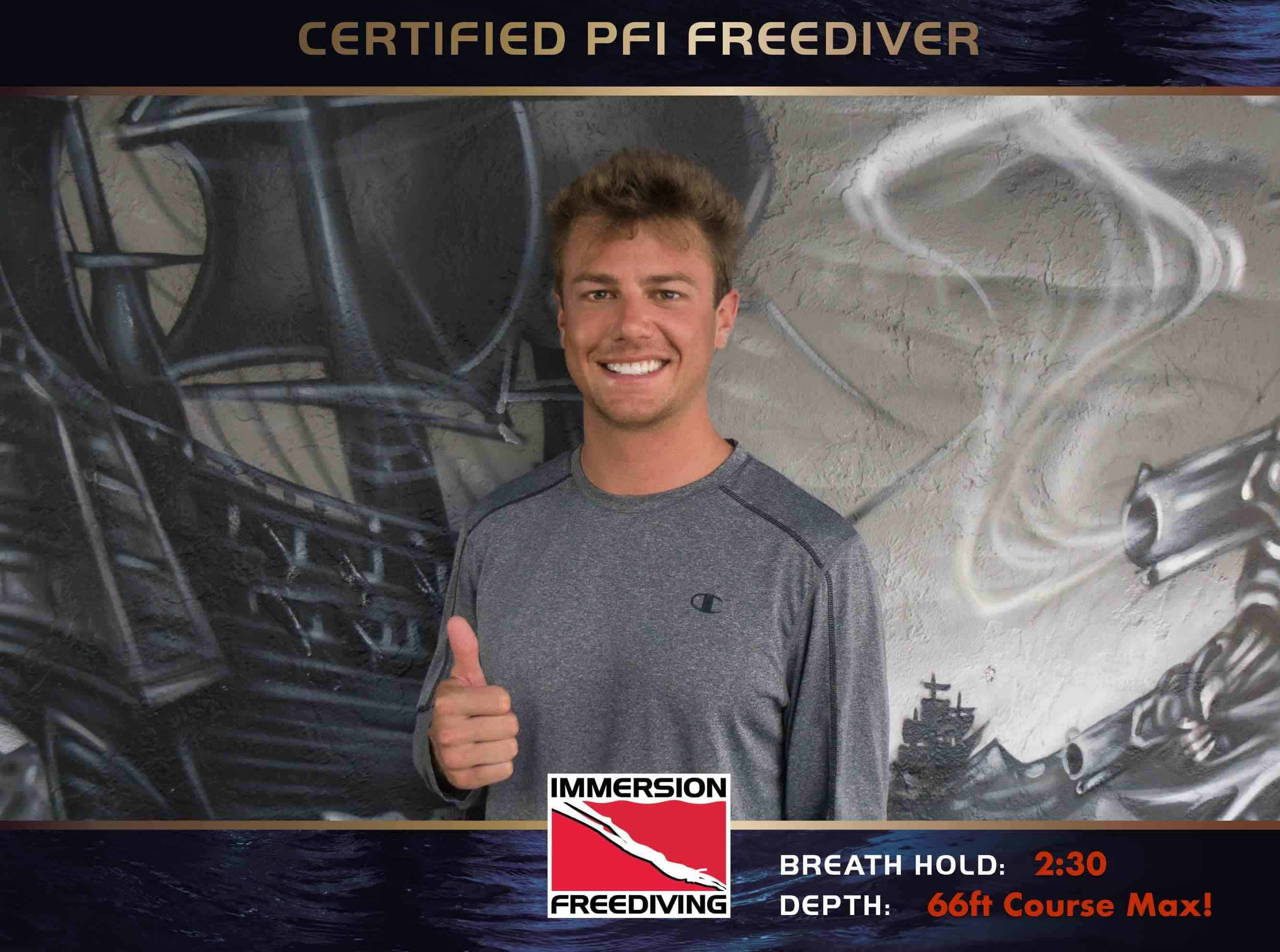 freediving course review