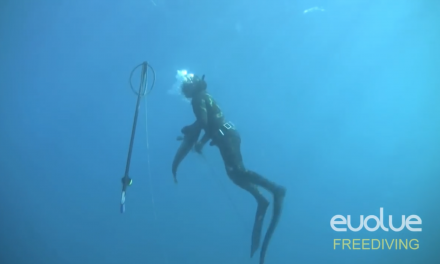 Blackout while spearfishing – I know my limits, I'm in tune with my body