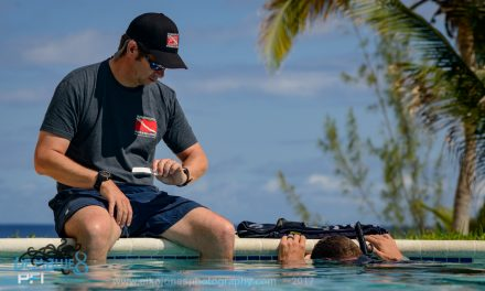 Freediving Instructor advice – patience is a virtue